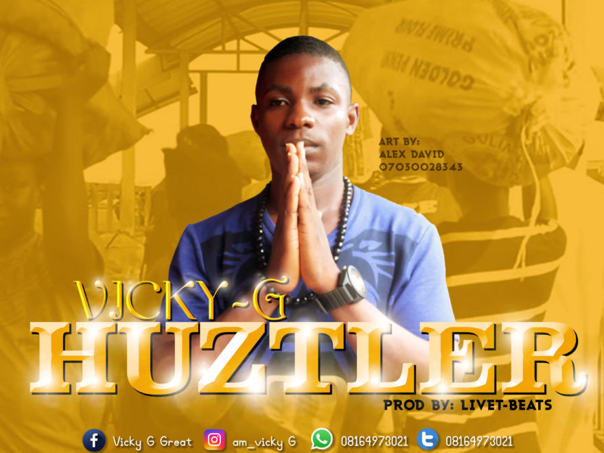 Download Vicky G Voice of A Huztler.mp3