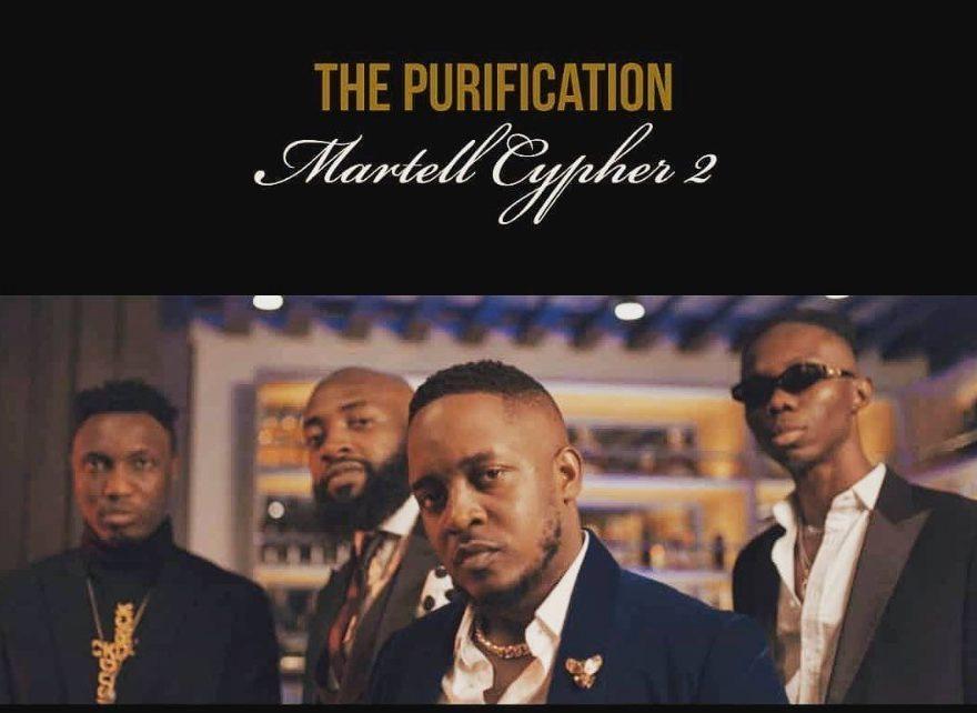 MI Abaga x Blaqbonez x A Q x Loose Kaynon Martell Cypher 2 The Purification.mp3