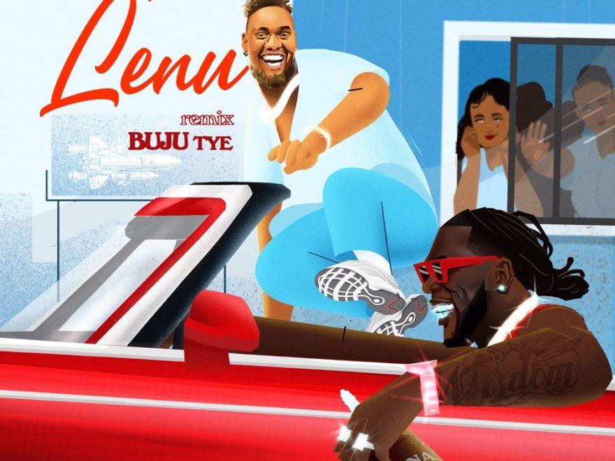 Download Buju Lenu Remix ft Burna Boy.mp3