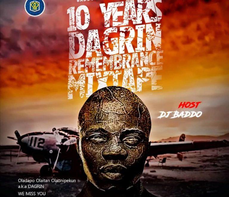 """Download DJ Baddo – """"Best Of Dagrin"""" [Mixtape]"""