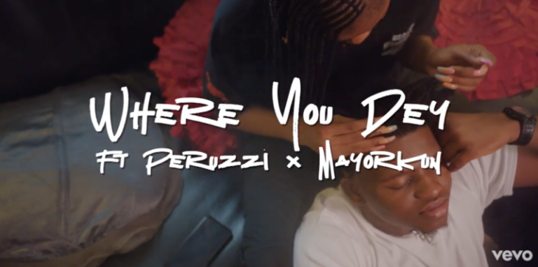 "[Video] T-Classic – ""Where You Dey"" ft. Peruzzi, Mayorkun"