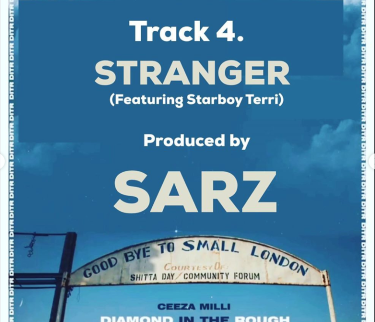 "Ceeza Milli – ""Stranger"" ft. Terri [Lyrics]"