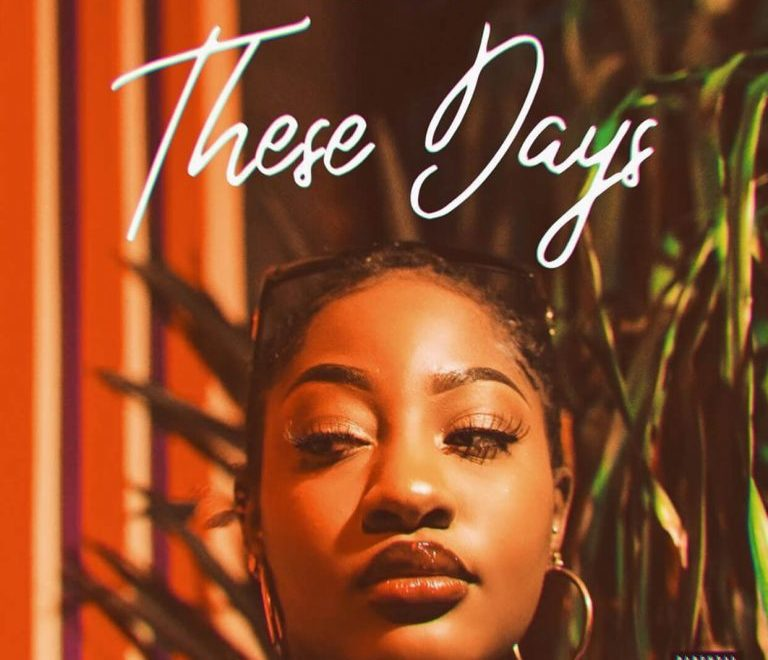 """Tems – """"These Days"""".Mp3 Audio Stream Download"""