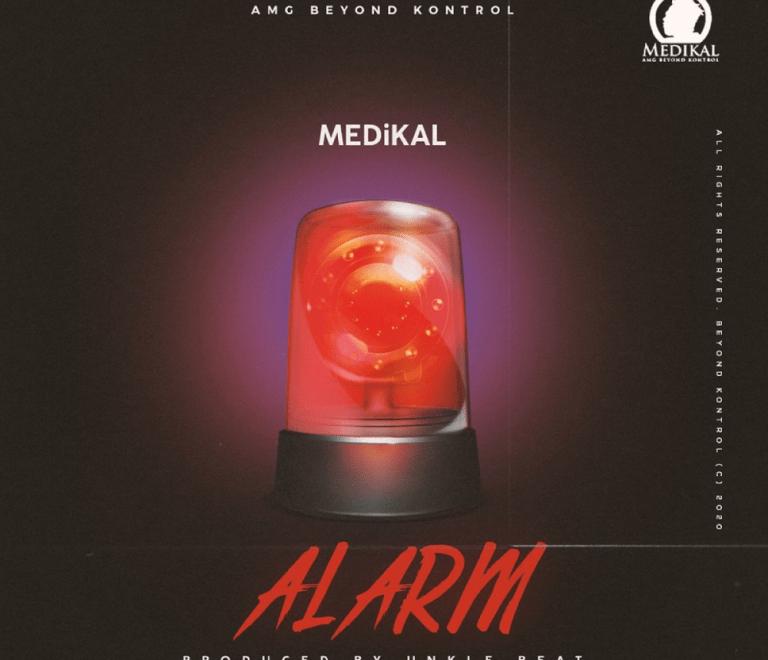 Medikal – Alarm.Mp3 Audio Download