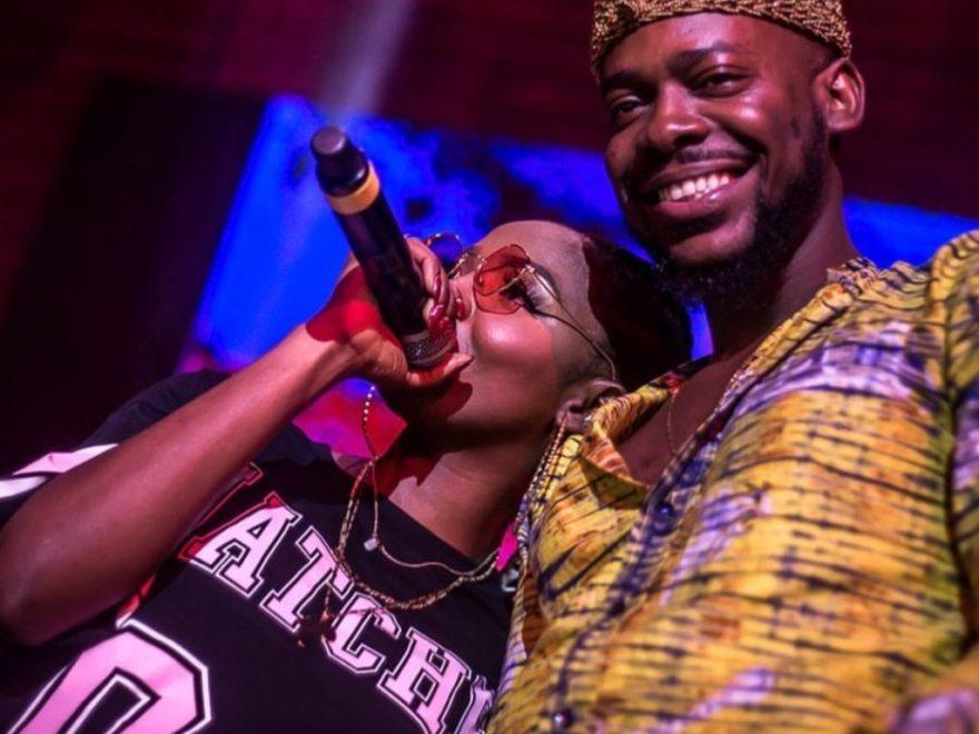 Sim and Adekunle Gold Welcomes New Baby Girl