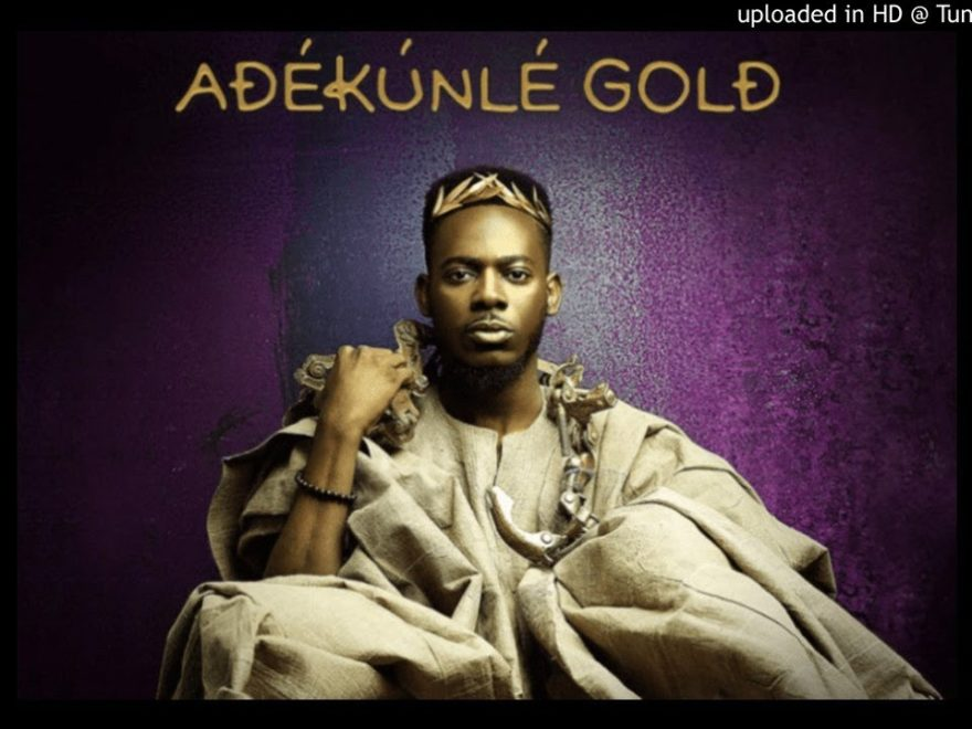 Adekunle Gold – One Way Download Mp3 Audio
