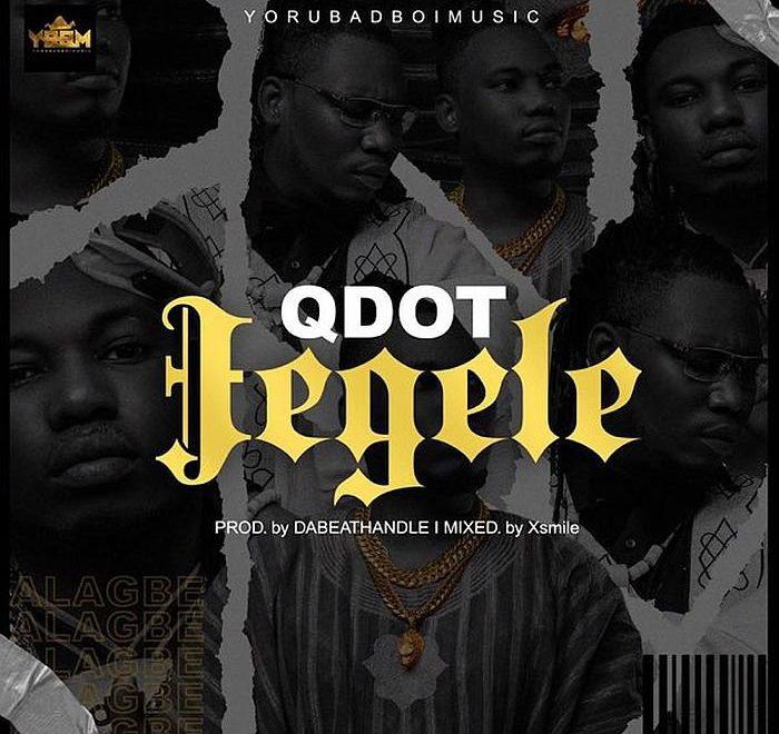 Download Qdot – Jegele Free Mp3 Audio