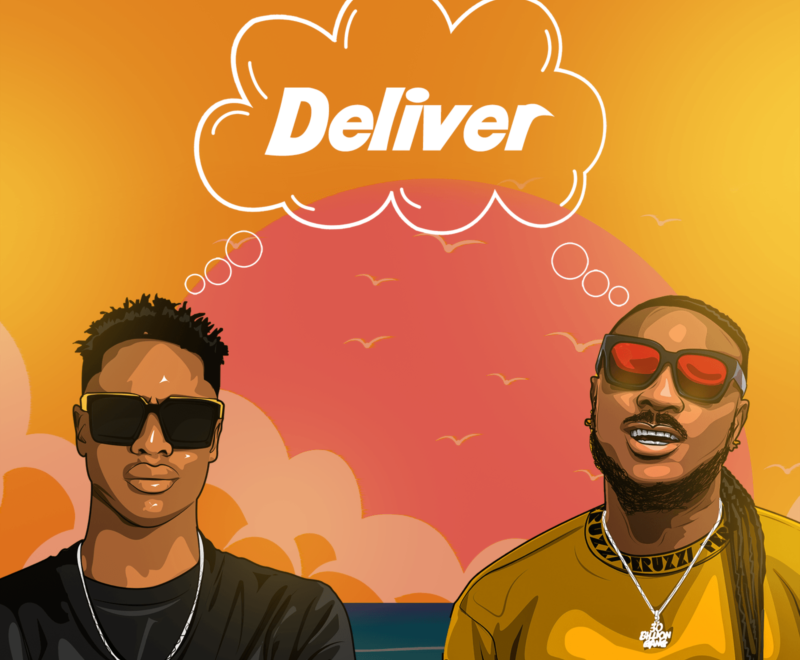 """New Music Asap Hussle Goes Live With """"Deliver"""" ft. Peruzzi."""