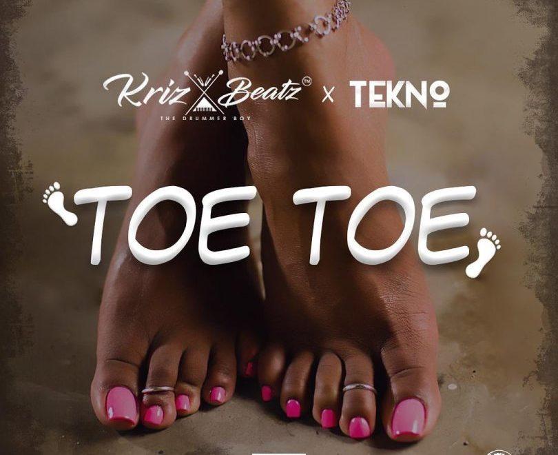 Download Krizbeatz x Tekno – Toe Toe Mp3 Audio