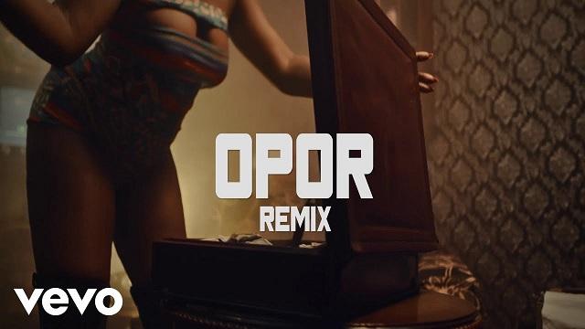 VIDEO: Rexxie ft Zlatan, LadiPoe – Opor (Remix)