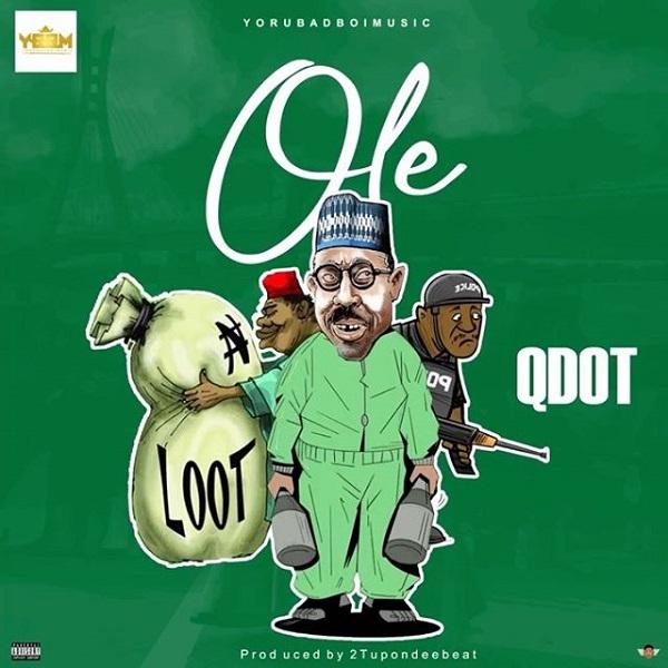 Qdot – Ole Free Mp3 Download Audio