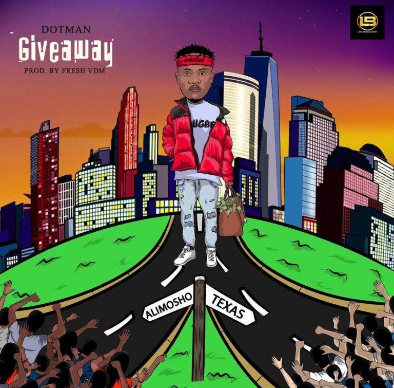 Dotman – Giveaway Free Mp3 Download
