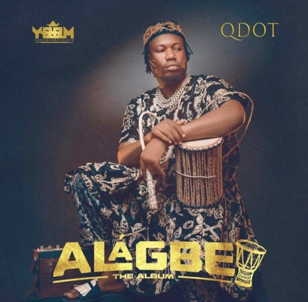 Qdot – Iba free mp3 download Audio [Alagbe Album]