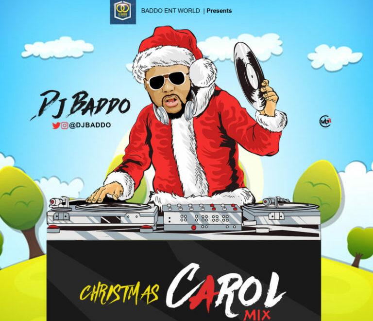 "[Mixtape] DJ Baddo – ""Christmas Carol Mix"" Free Mp3 Download"