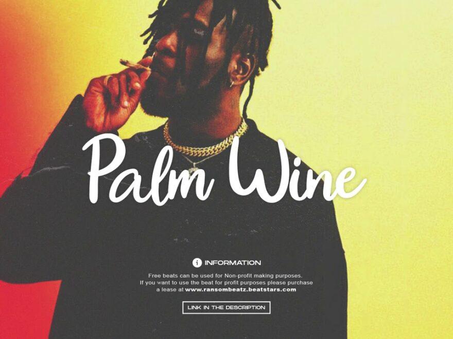 Ransom Beatz - Palm Wine (Burna boy x Afrobeat Type Beat)