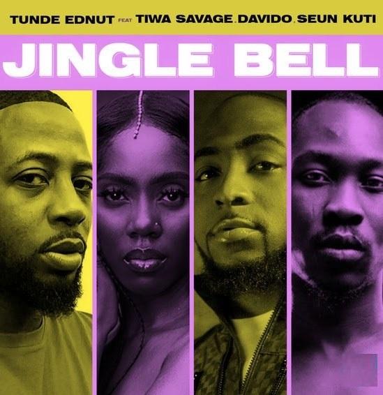 Tunde Ednut – Jingle Bell Ft. Davido, Tiwa Savage & Seun Kuti Audio