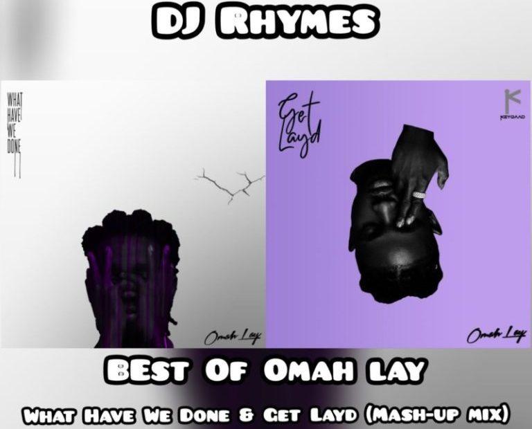 DJ Rhymes – Best Of Omah Lay Mixtape Download