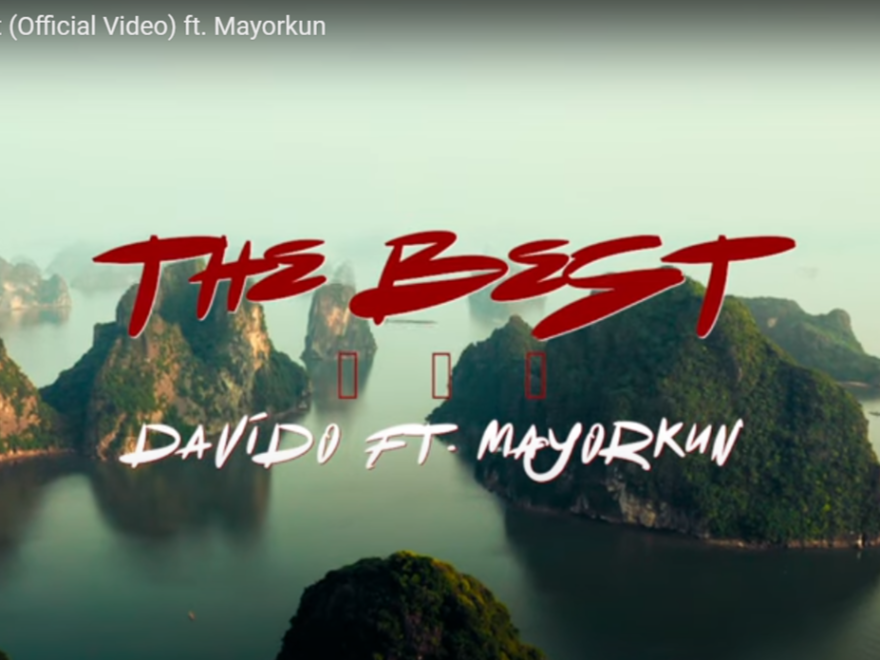 Mp4 Davido – The Best Ft Mayorkun Free Video Download
