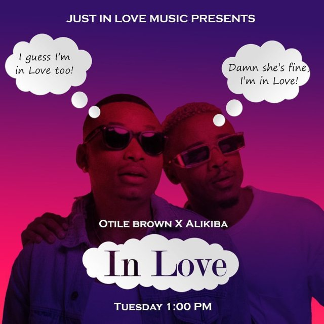 Otile Brown Ft Alikiba – In Love Free Mp3 Download