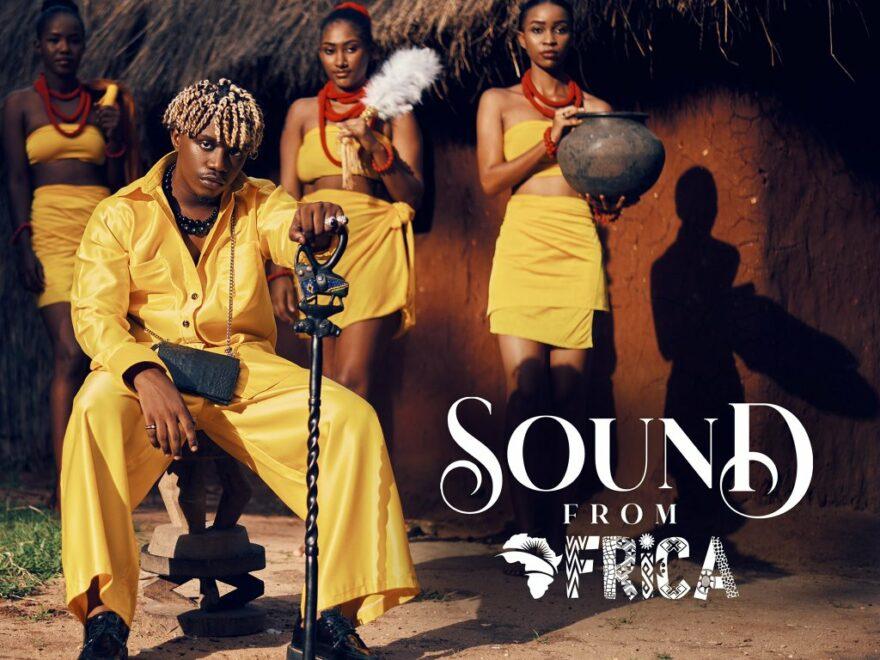 Rayvanny – Sound From Africa Album