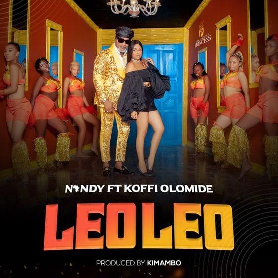Nandy Ft Koffi Olomide - 'Leo Leo' Free Mp3 Download