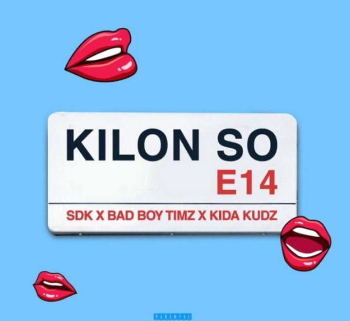 Download Mp3: Badboy Timz ft Kida Kudz – Kilon So