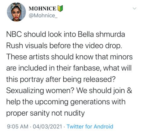 Bella Shmurda Causes A Stair Online with Photo Clips From yet to be released visuals for Moving Fast