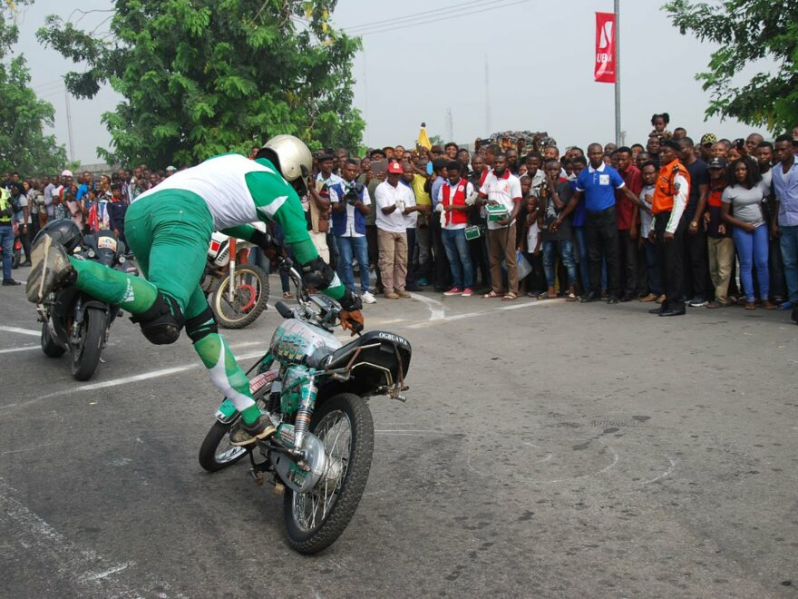 Video: All about Carnival Calabar Bikers Parade (Everything Frances)