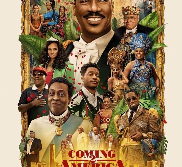 Video: Coming 2 America (2021) Movie Free Mp4 Download (Full HD)