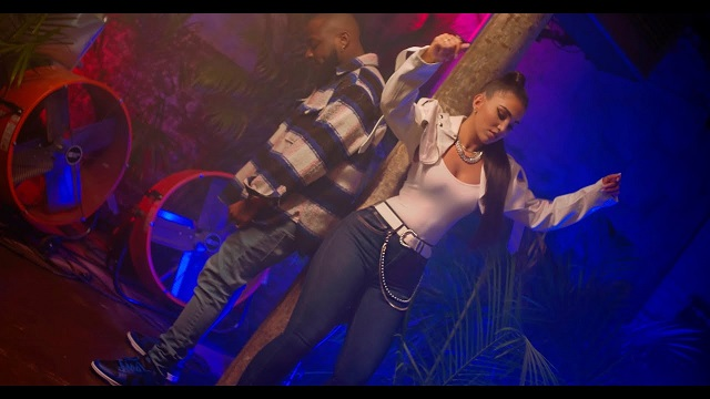 [Mp4] Enisa Ft Davido – Love Cycle (Remix) Video Download