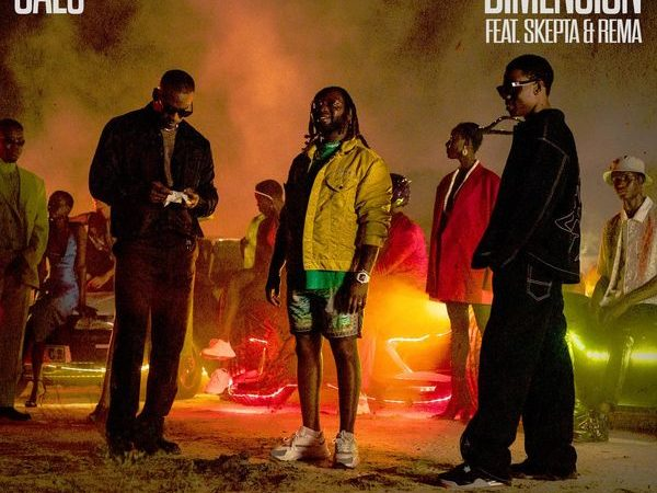 6xslatt Ft Burna Boy – Vampire Free Mp3 Download