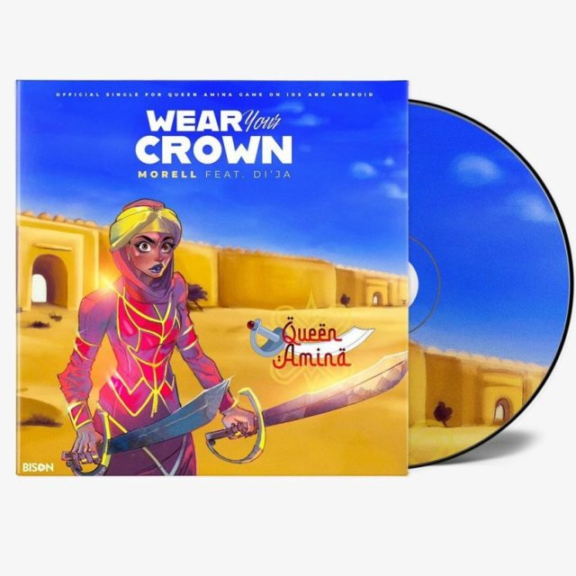 Morell ft Di'ja – Wear Your Crown Free Mp3 Download
