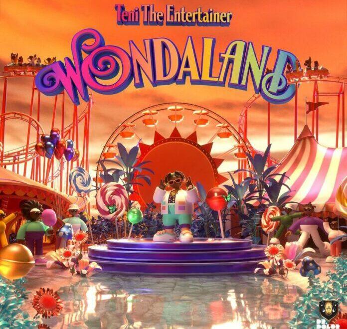 Teni Wonderland Album Download