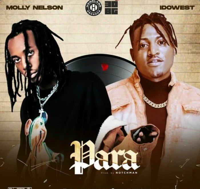 Molly Nelson ft Idowest – Para Free Mp3 Download