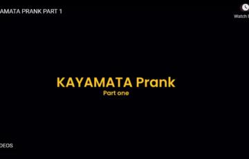 Zfancy – Kayamata Prank Part 1 Video Download