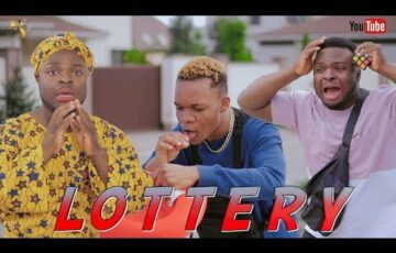 AFRICAN HOME: (Ojo Comedy) MONEY LOTTERY