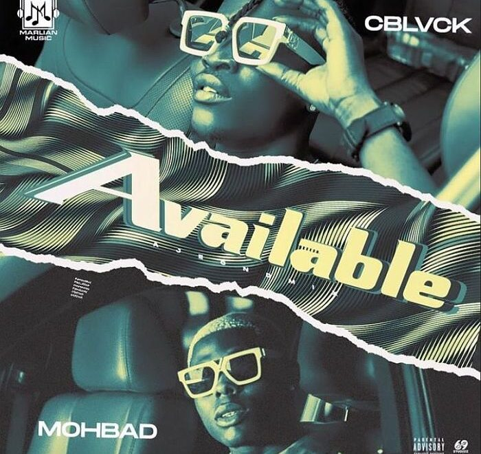 C Blvck Ft Mohbad – Available Free Mp3 Download