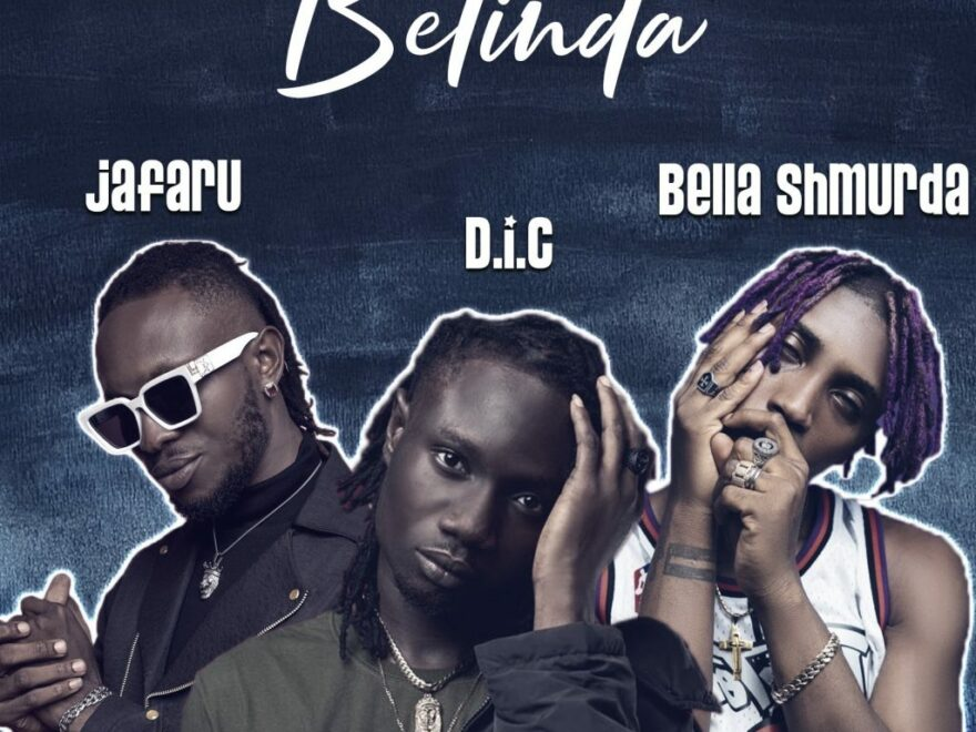 DIC – Belinda ft Bella Shmurda and Jafaru Free Mp3 Download