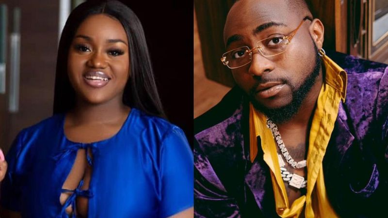 E Don Chock Davido On Dragging After His Birthday Message to Chioma