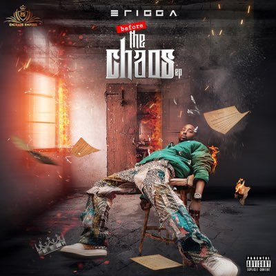 Download Ep Erigga Before The Chaos Mp3 & Zip File For Free