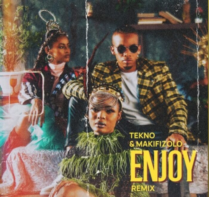 Tekno Ft Mafikizolo Enjoy (Remix) Free Mp3 Download Audio