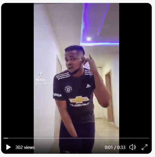 Nigerian Record Producer Rexxie Shares Lovely Dance Steps on Weekend Mood #shedibalabala (Video)