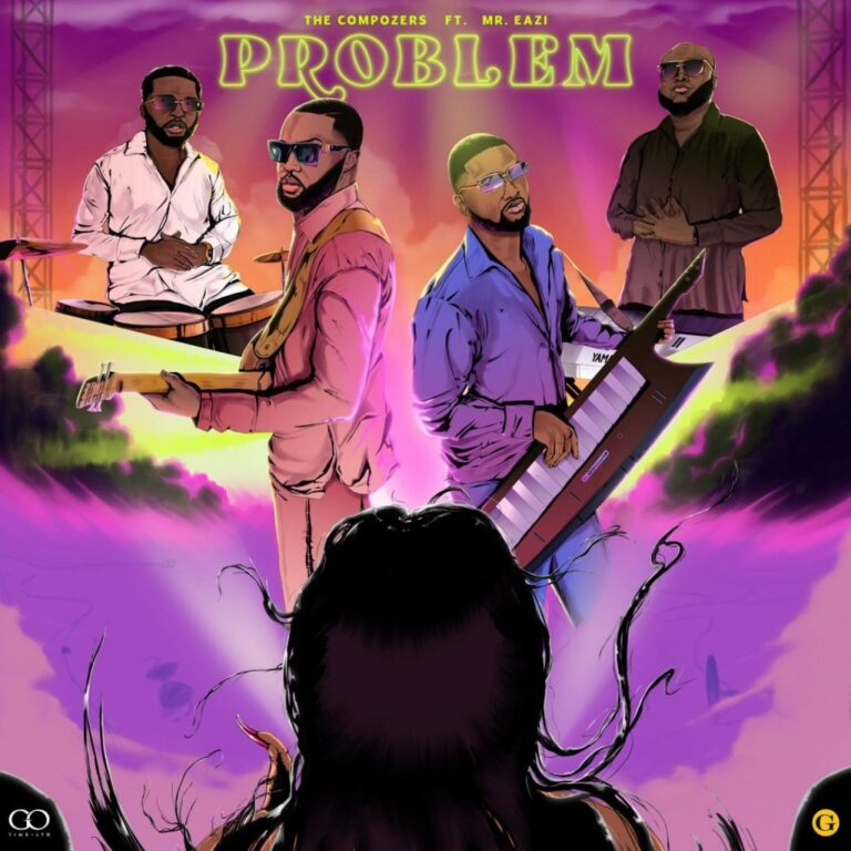 The Compozers Ft Mr Eazi - Problem Free Mp3 Download