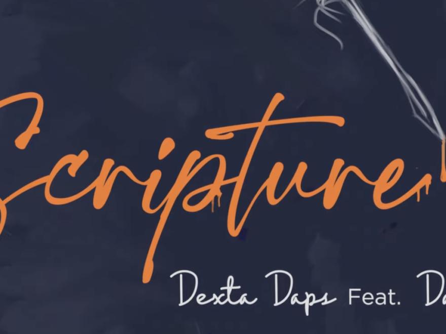 Dexta Daps ft Davido– Scripture Free Mp3 Download