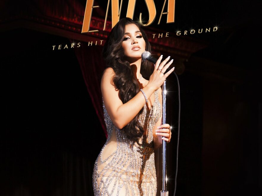 """Enisa """"Tears Hit The Ground"""" Free Mp3 Download"""