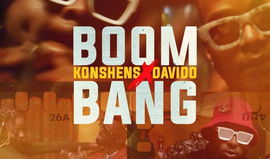 Konshens ft Davido – Boom Bang Free Mp3 Download