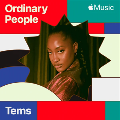 Tems – Ordinary People Free Mp3 Download Audio