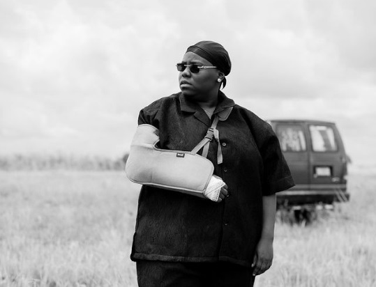 Teni Broke Her Arm On Set While Shooting A New Fast & Furious Music Video