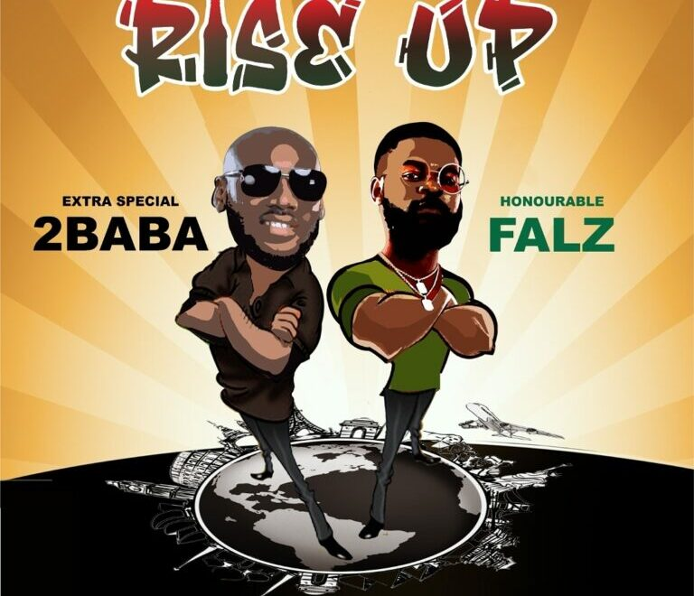 2Baba – Rise Up ft Falz Free Mp3 Download (Audio)