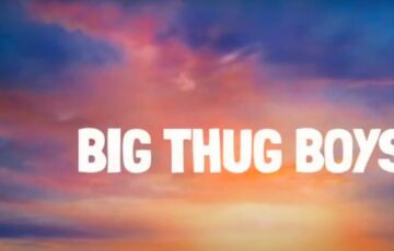 Download Lyrics Video Av - Big Thug Boys (Mp4)
